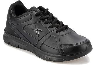 Kinetix KALEN PU Lacivert Koyu Mavi Beyaz Erkek Koşu Ayakkabısı