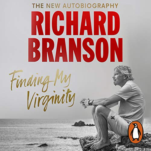 Couverture de Finding My Virginity