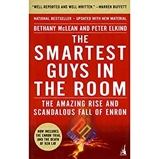 Page de couverture de The Smartest Guys in the Room