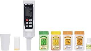 VOLTCRAFT WM-500 Flüssigkeitsmessgerät WM-500 pH, Leitwert, Gelöste Teilchen (TDS), Salzgehalt, T