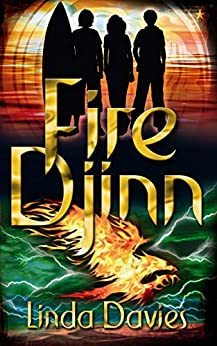 Fire Djinn (Djinn Quartet Book 2) by [Linda Davies]