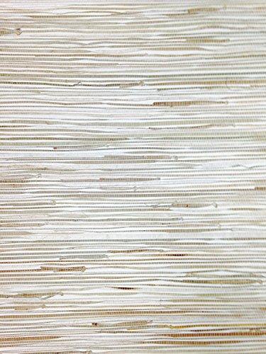 York Wallcoverings NZ0781 Sea Grass Grasscloth Wallpaper, Cream, Beige, Khaki, Tan, Brown