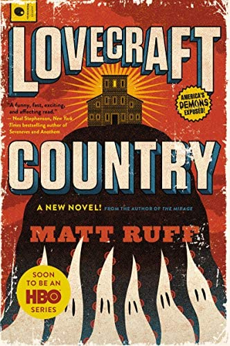 Lovecraft Country A Novel product image