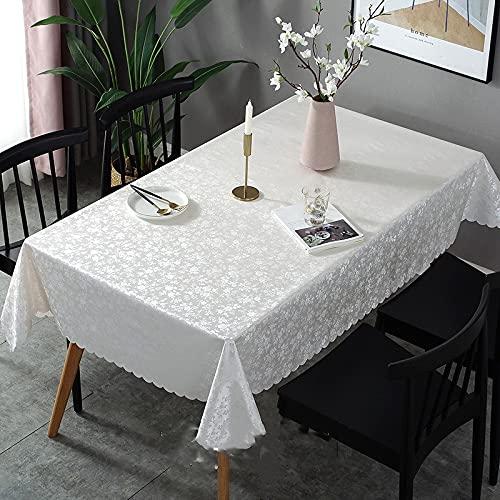 Mantel De PVC De Estilo Nórdico, Impermeable Y A Prueba De Aceite, Mantel para El Hogar, Limpiar Y Limpiar, Mantel De Varias Mesas Sin Lavar