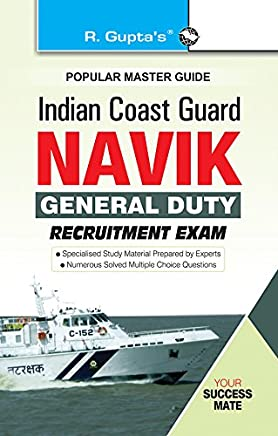 Coast Guard Navik (General Duty) Recruitment Exam Guide