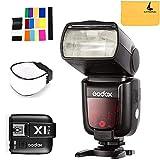 GODOX TT685S TTL Flash 2.4G HSS 1/8000s GN60 Camera Flash+ X1T-S TTL Wireless