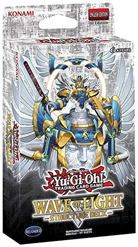 Yu-Gi-Oh! Cards Wave of Light Structure Deck