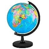 Best World Globes - Fun Lites 30CM World Globe for Kids Learning Review