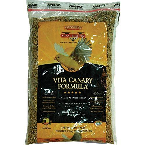 Canary Vita - mix 2.5lb (6pc)