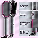 Zoom IMG-2 spazzola lisciante per capelli professionale