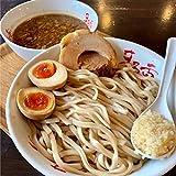 まる重つけ麺(2食)(極厚神豚2枚付き) 二郎系 冷食