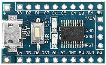 Electronic Module System Board STM8S STM8 Development Board Minimum Core Board STM8S103F3P6