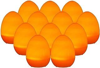 Nevay Veilleuse LED portable pour enfants - Multicolore - Éclairage LED - Œufs de Pâques - Décoration d'intérieur - Cadeau...