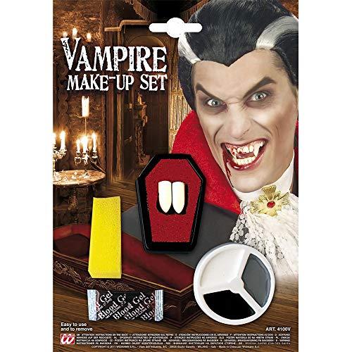 WIDMANN MILANO PARTY FASHION Video Delta - Set Trucco Vampiro