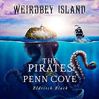 The Pirates of Penn Cove  audiobook cover art