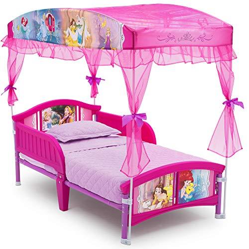 Delta Children Canopy Bed