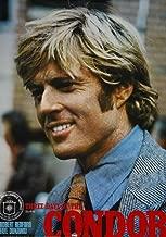 Three Days of the Condor Movie Poster (27 x 40 Inches - 69cm x 102cm) (1975) Japanese -(Robert Redford)(Faye Dunaway)(Cliff Robertson)(Max von Sydow)(John Houseman)