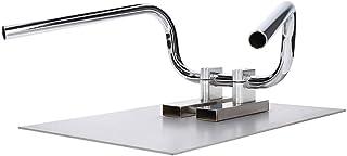 アップハン絞りハンドル Φ22.2mmハンドル径 汎用品 [メッキ/15cm] 【SBH15】