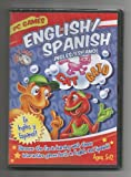 PC Games English/Spanish Ages 5-12