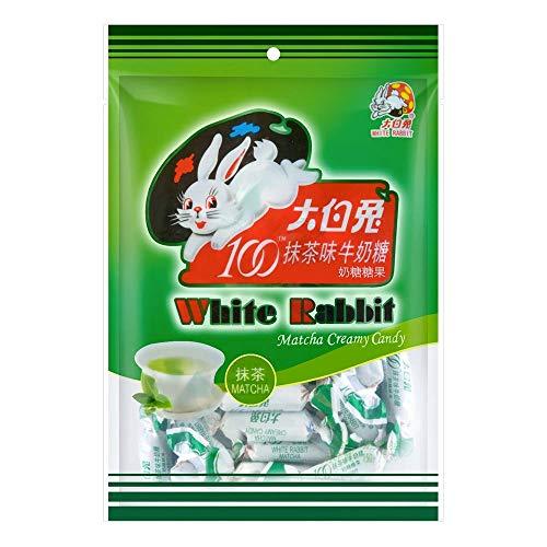 White Rabbit Matcha Creamy Candy 150g
