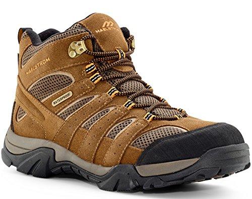 Maelstrom Men's Breeze Waterproof Hiking Boot, Size 7.5M Brown