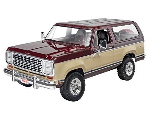 Revell '80 Dodge Ramcharger Plastic Model Kit