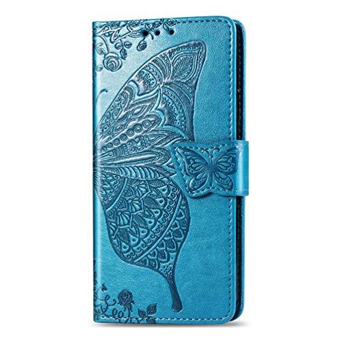 Shukukan iPhone 6S telefoonhoesje, Blauw