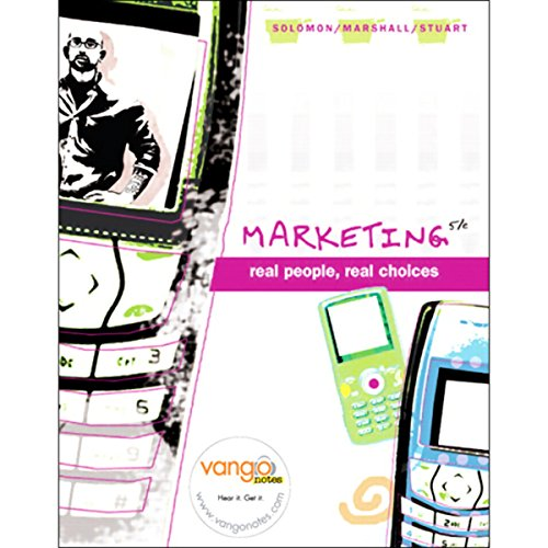 VangoNotes for Marketing audiobook cover art
