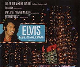 Are You Lonesome Tonight (laughing Version) (French Import) By Elvis Presley (0001-01-01)
