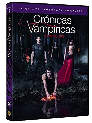 Cronicas Vampiricas Temporada 5 [DVD]