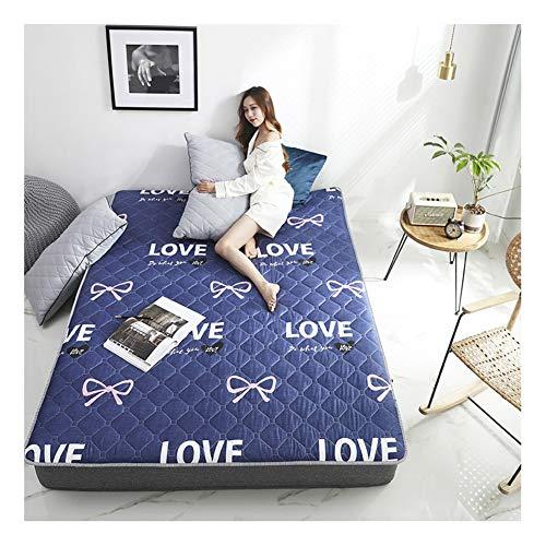 Verdikt ademende tatami-matras, gewatteerde studenten, woonkamer, opvouwbare matras, voor thuis, camping, yoga matras 180x200cm(71x79
