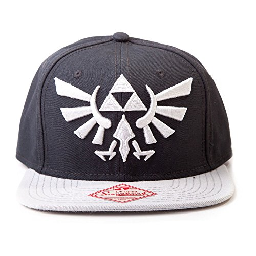 Flashpoint AG Casquette Snap Back Legend of Zelda Visera, Mu