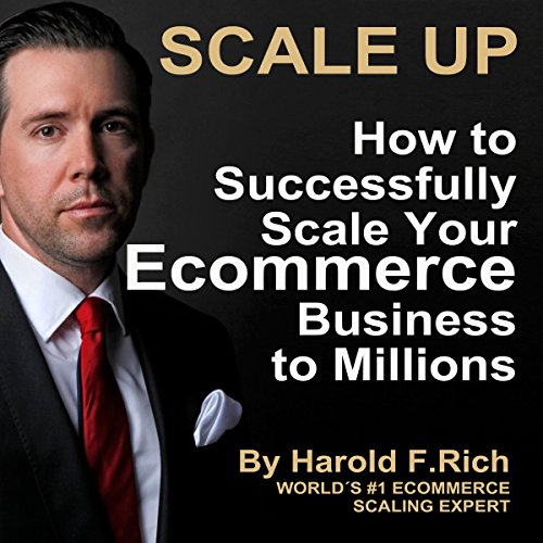 Scale Up audiobook cover art