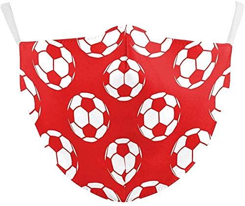 YRUI - Mascarilla facial reutilizable transpirable diseños deportivos – Prácticas de distanciamiento...