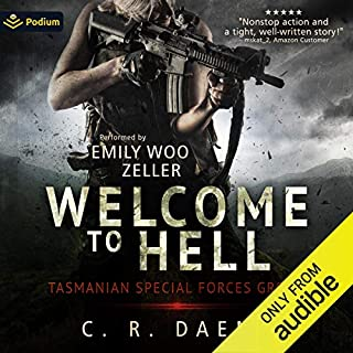 Welcome to Hell cover art
