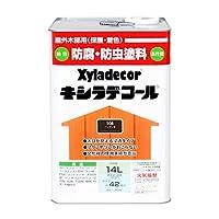 大阪ガスケミカル株式会社 キシラデコール パリサンダ 14L