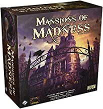 Mansions of Madness Board Game, 2nd Edition (Renewed)