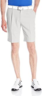 Greg Norman Collection Mens Classic Pro-Fit Single-Pleat Short
