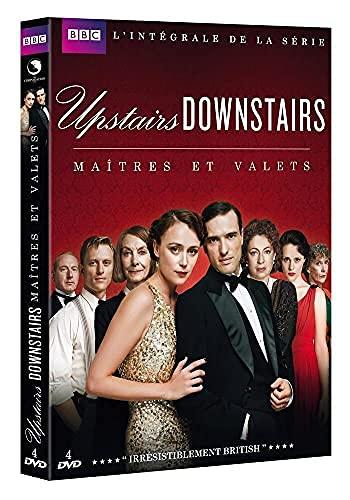 Arriba y abajo la secuela / Upstairs Downstairs (Complete Series) - 4-DVD Set ( Up stairs Down stairs - Season One ) [ Origen Francés, Ningun Idioma Espanol ]
