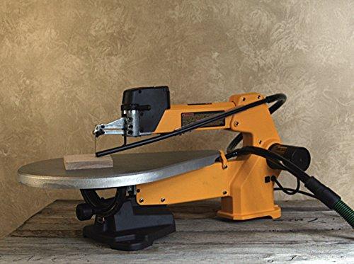 SCROLLNADO Dust collection for the scroll saw (Dewalt DW 788, Delta 40-690, Delta 40-694, Delta 40-695)