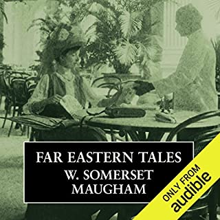 Far Eastern Tales audiobook cover art