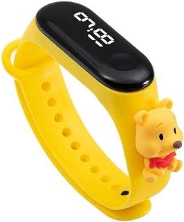 Orologio Bambino ZWRY Orologio elettronico per bambini orologio da polso elettronico con touch screen impermeabile da cart...