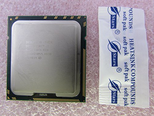 Intel Core i7-920 procesador 2,66 GHz 8 MB Smart Cache - Procesador (Intel Core i7, 2,66 GHz, Socket B (LGA 1366), 45 NM, I7-920, 64-bit)