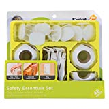 Safety 1st White Plastic Childproofing Kit 46 pc.