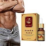Aesy Pénis Massage Huile Essentielle Plus Gros Plus Long Retard Sexe Des Produits Corps de l'homme Massage Lotion Fluide (A1)