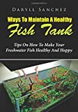Ways To Maintain A Healthy Fish Tank: Tips On How To Make Your Freshwater Fish Healthy And Happy
