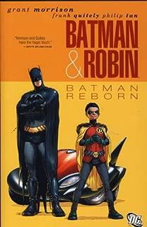 Batman & Robin: Batman Reborn by Grant Morrison (2011-05-27)