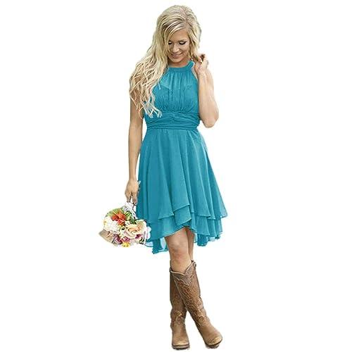 Country Bridesmaid Dress Amazon Com