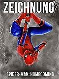 Clip: Zeichnung Spider-Man: Homecoming
