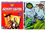 Double Feature Bug s Life/Toy Story Interactive Action Games PC/Mac